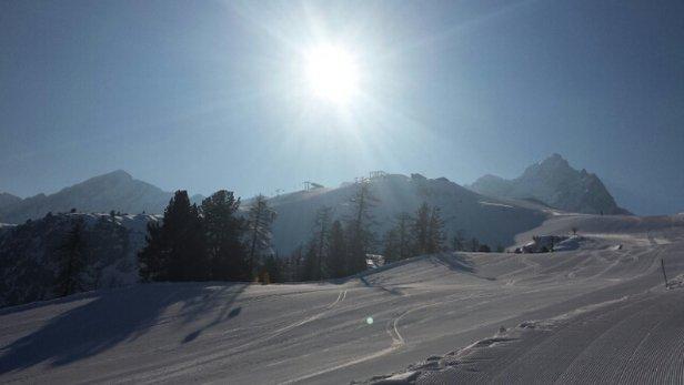null - © valentina ski instructor