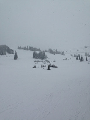 White Pass - Powder is back!!!  - © Lee's iPod