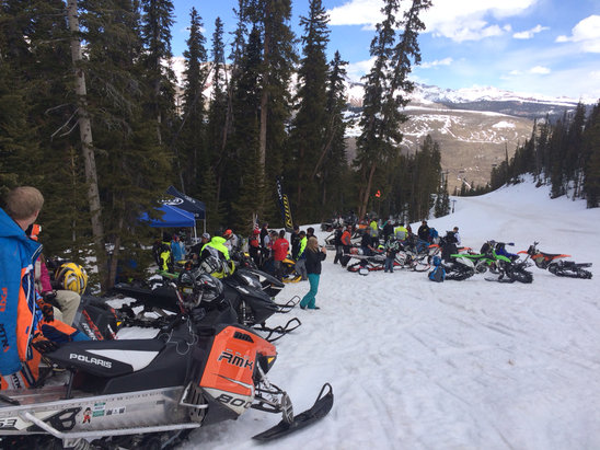 Crested Butte Mountain Resort - Thank you cb for letting use braaap!  - © 121 open mod