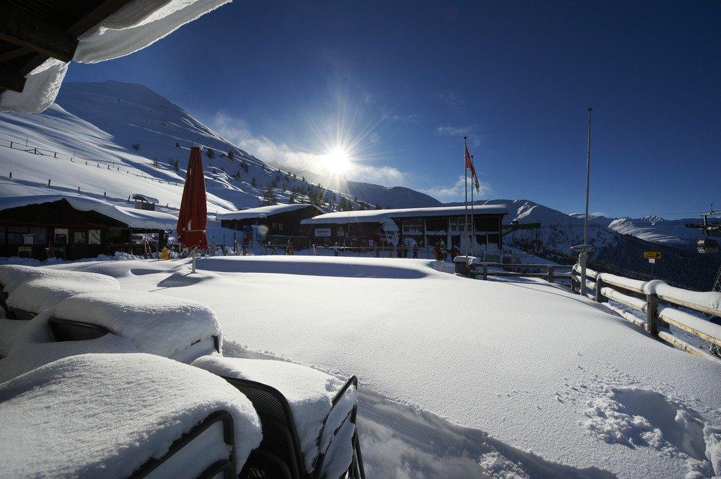 Rinerhorn Bergrestaurant - © © Destination Davos Klosters