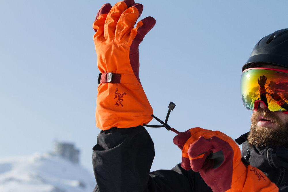 Comment garder vos mains au chaud et au sec ? - © Skiinfo
