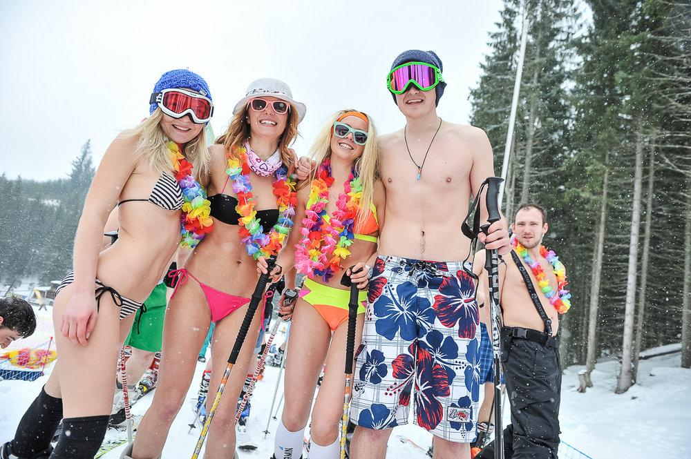 Bikini Skiing 2015 Jasná - © Tilen Vajt