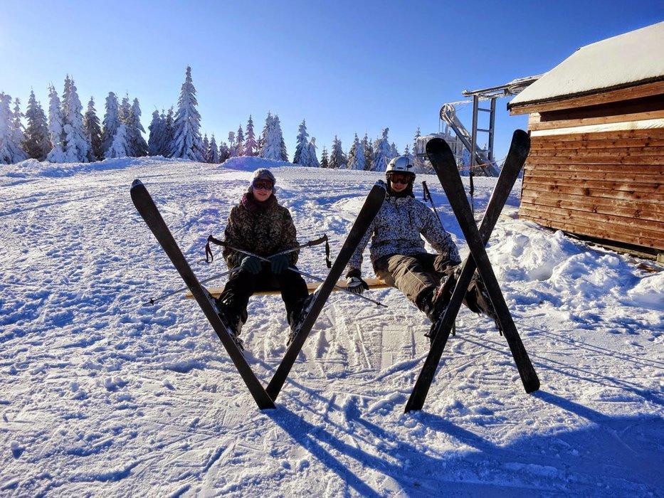 Lyžiarska sezóna 2018/2019 je skončená - © Michaela Slobodová
