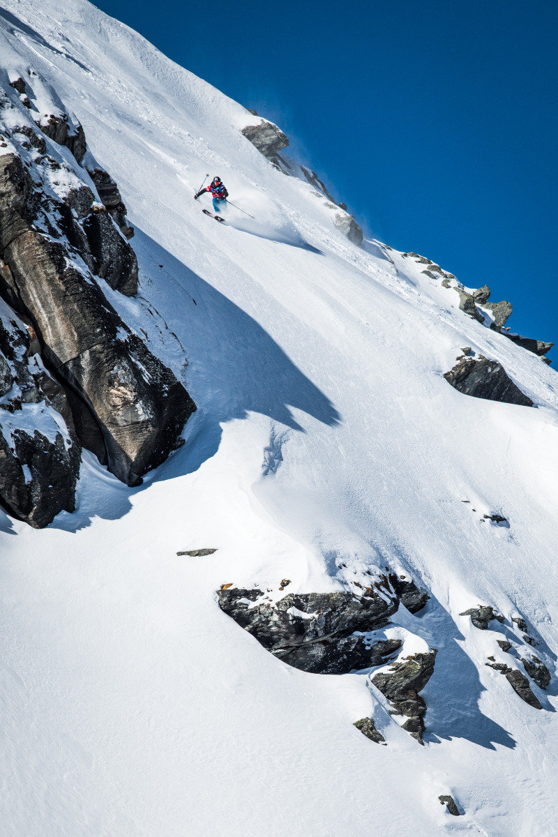 Impressionen des Freeride World Tour Finales in Verbier (SUI) - © David Carlier | Freeride World Tour