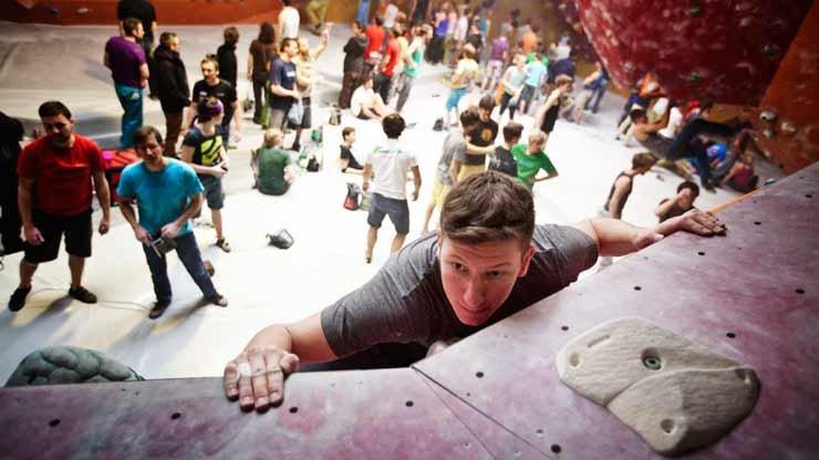 HardMoves 2015/2016 KickOff-Event in Hannover  - © HardMoves Boulderleague