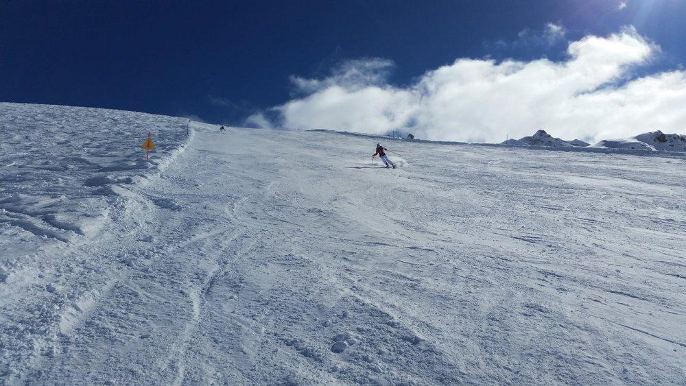 Livigno, Aprile 2015 - © Carosello 3000 Ski Area Livigno Facebook