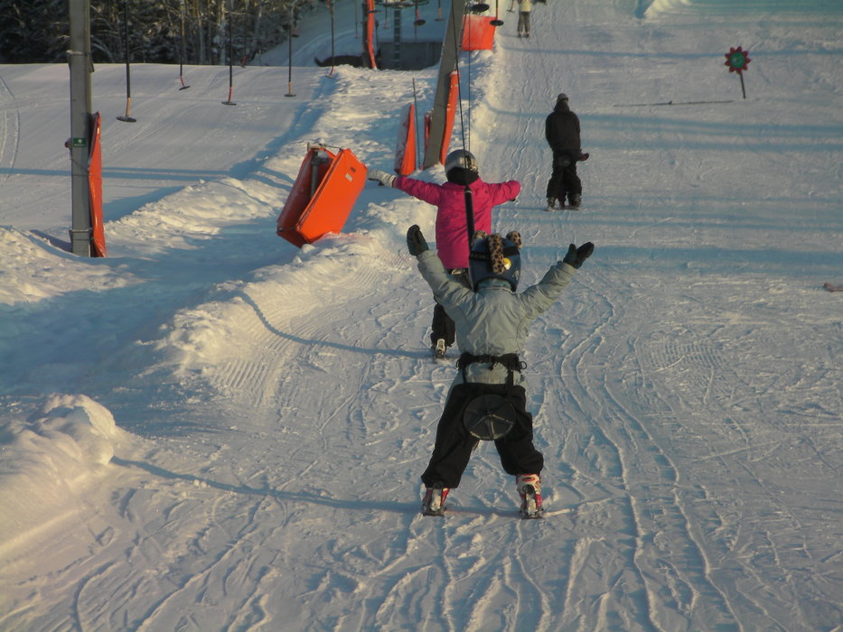 Kläppen Ski Resort - © Karsten Tarp Jørgensen @ Skiinfo Lounge