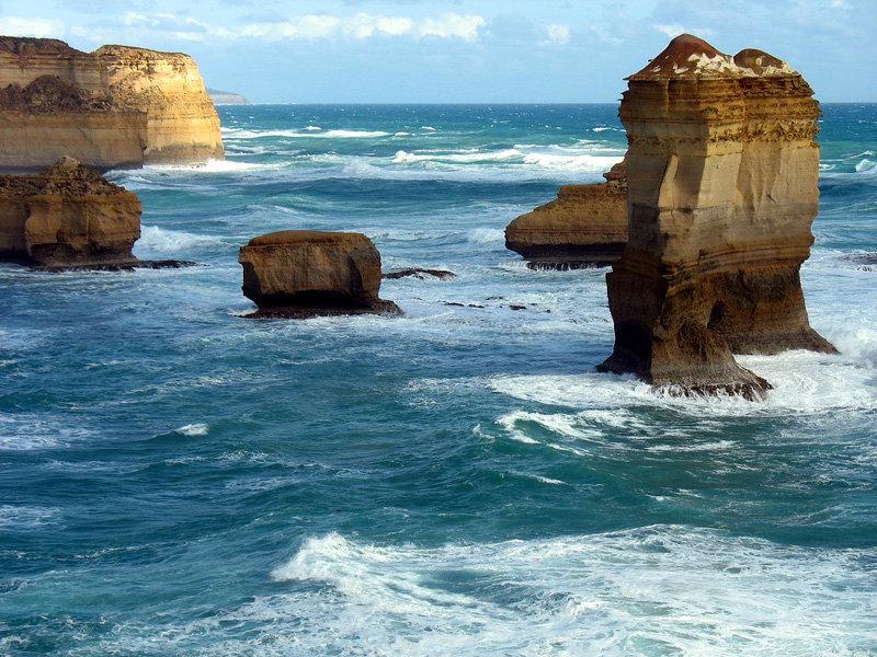 Great Ocean Road - Australien - © flickr_fedemate