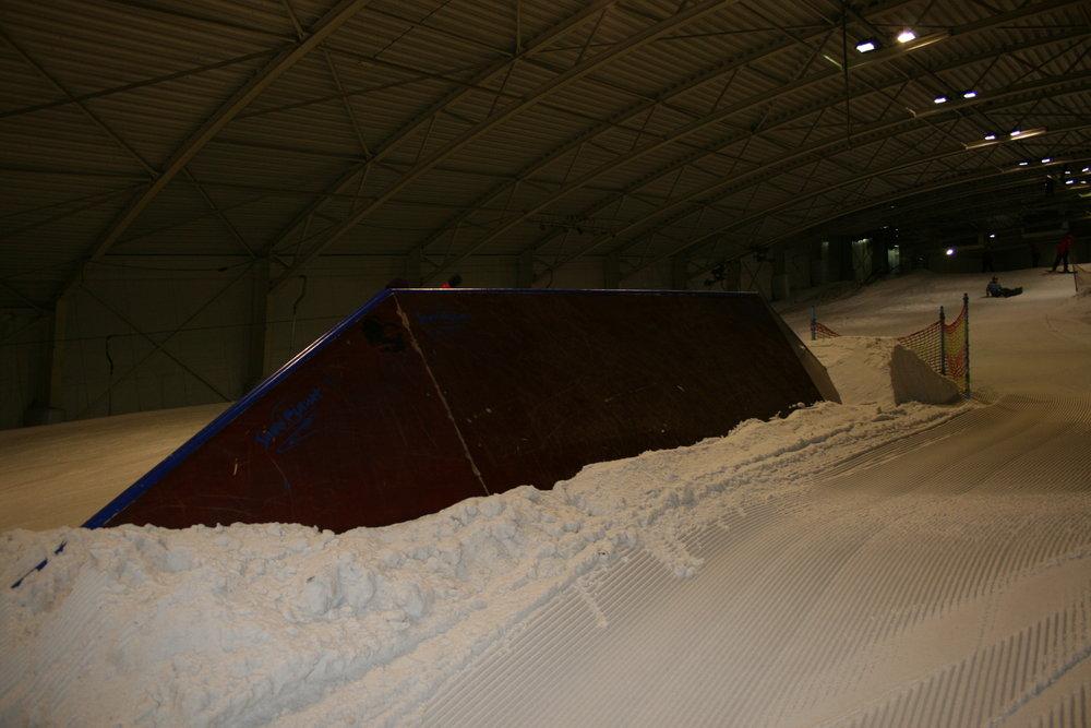 Snowplanet Spaarnwoude - © SnowPlanet @ Skiinfo Lounge