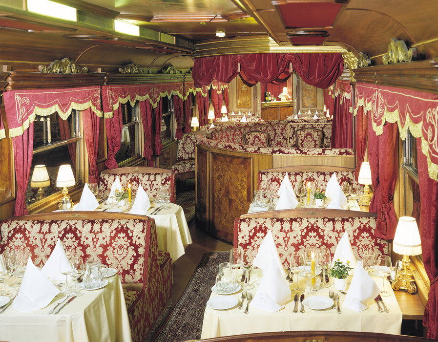 Majestic Imperator Train, Innsbruck