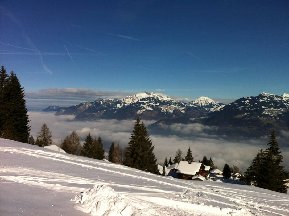 Champoussin - ©beatrice | amabilitas @ Skiinfo Lounge