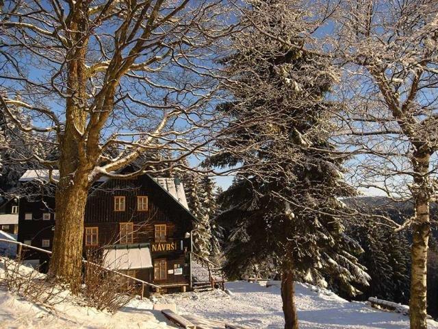 Horska chata Navrsi