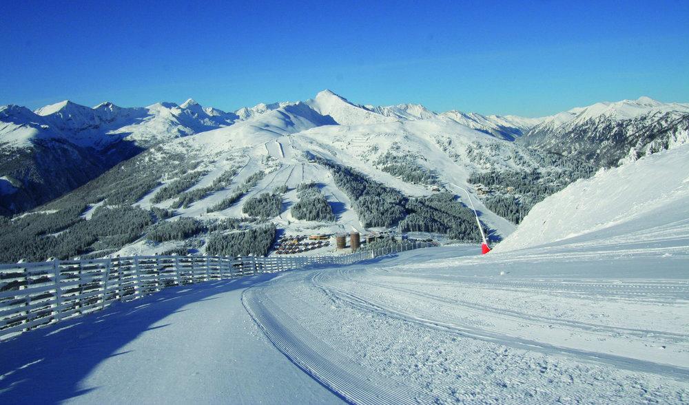 Skifahren am Katschberg - © KATSCHBERGBAHNEN GmbH