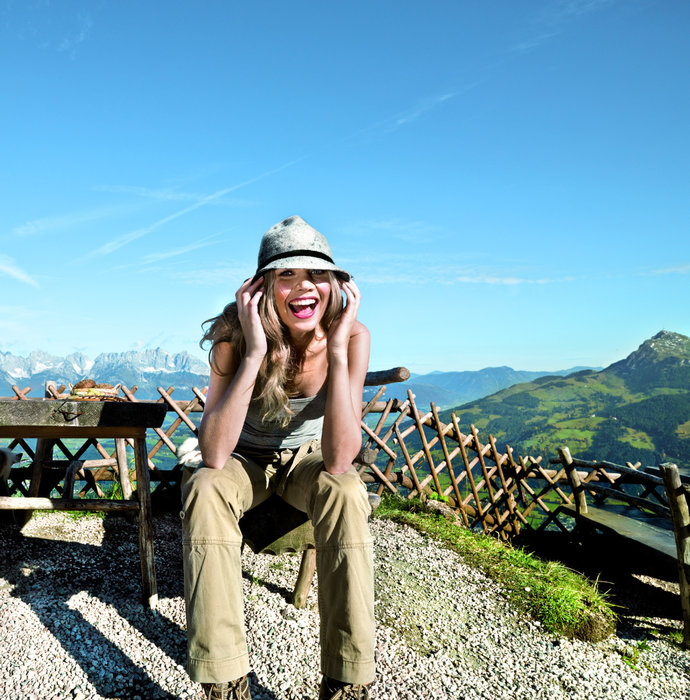 Wandern in Kitzbühel - ©Kitzbühel Tourismus