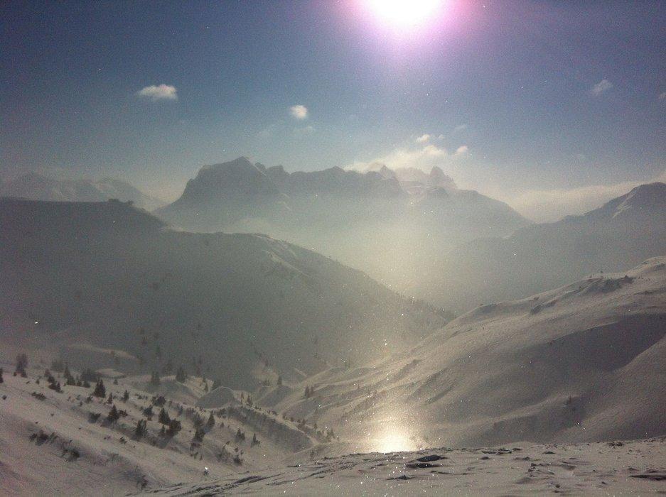 Lech Zürs am Arlberg - ©Roman Niederberger | P-Rider @ Skiinfo Lounge