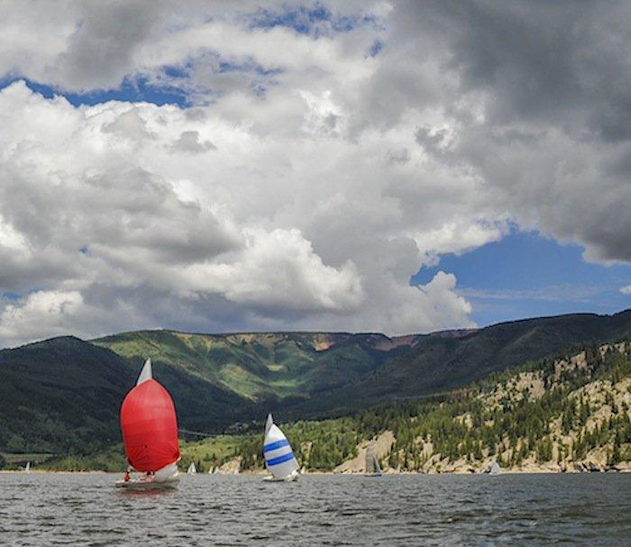 St. Regis Aspen Resort sailing - © St. Regis Aspen