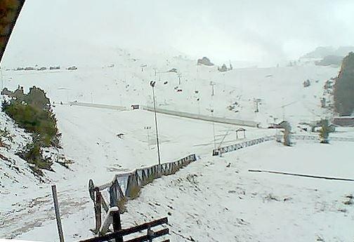Prato Nevoso, Neve fresca 02.10.15 - © Prato Nevoso FB