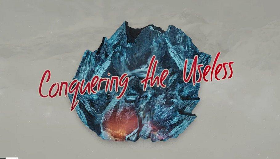 Cody Townsend and Team Thirteen drop Conquering the Useless. - © Team Thirteen