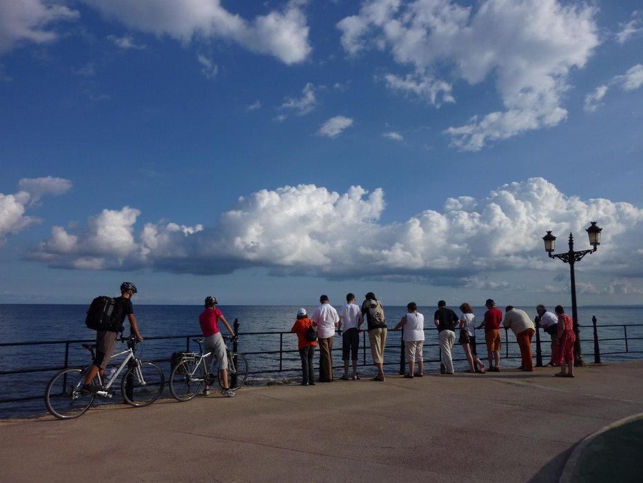 Ibiza zeigt sich auf Radtouren von seiner schönsten Seite - © Armin Herb