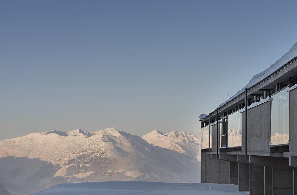 Freiraum im Blick - © Mayrhofner Bergbahnen AG