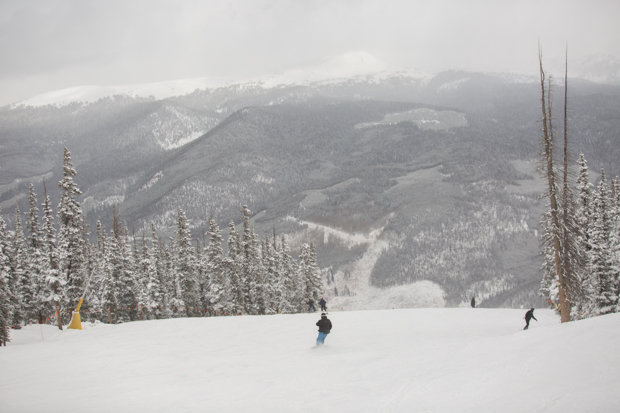 Keystone Resort Has Good Early Season Snow Coverage - © Keystone Resort