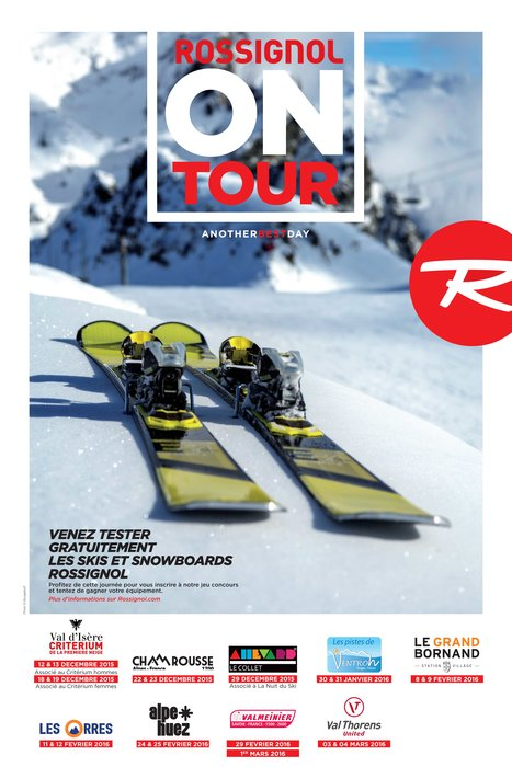 Ross on tour - © Office de tourisme des Orres