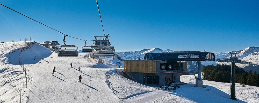 TirolS Bergstation - © Skicircus Saalbach Hinterglemm Leogang Fieberbrunn