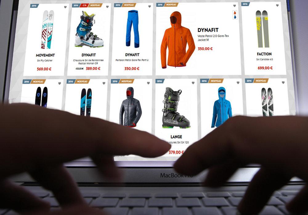 Le web regorge de bonnes affaires mais l'achat de son matériel de ski par internet nécessite quelques précautions et vérifications. Voici quelques conseils à suivre pour acheter vos skis sur le web...