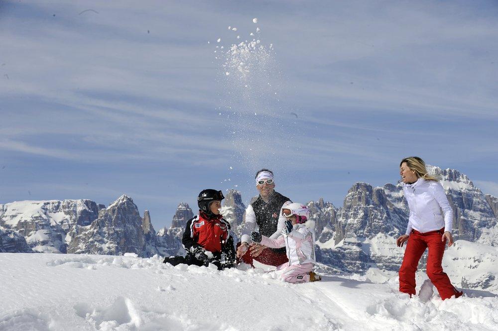 Skiarea Paganella, Speciale Famiglie - © Visitdolomitipaganella.it