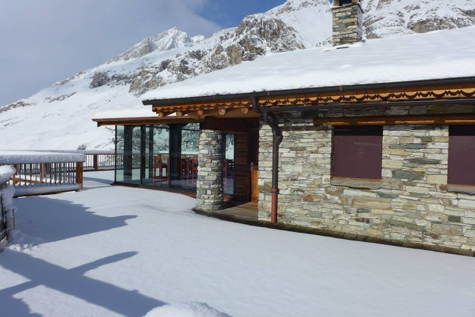 Chalet L'Edelweiss i Val d'Isere. - © Chalet L'Edelweiss