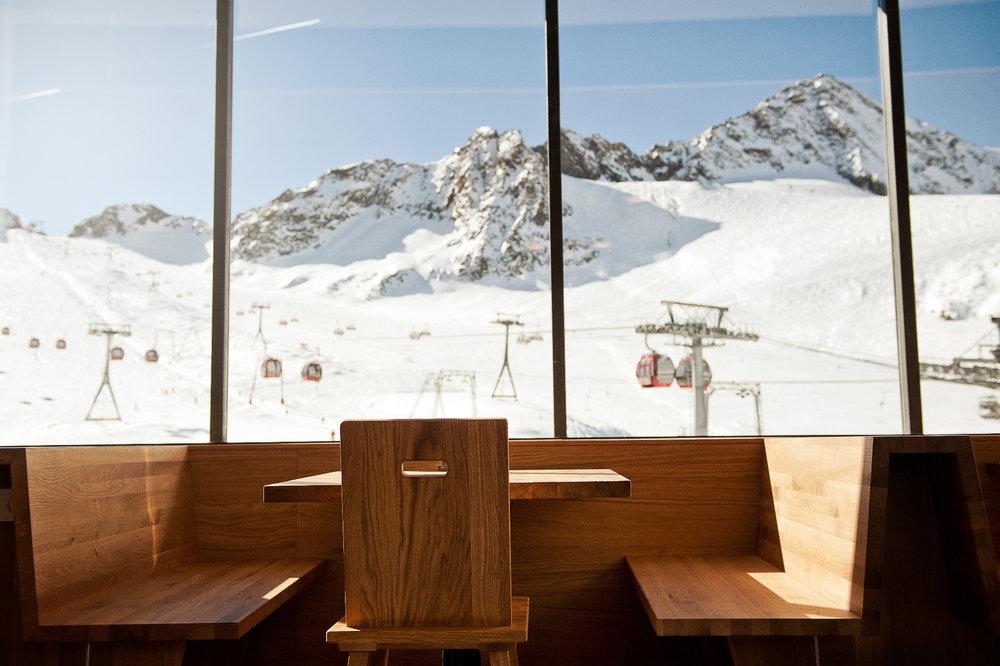 Restaurant Eisgrat - © Stubaier Gletscher