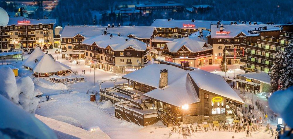 Ruka ski resort - © Ruka Ski Resort