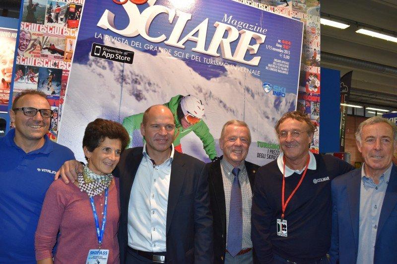 Skipass Modena 2015 - Salone del turismo e degli sport invernali - © Sciaremag.it