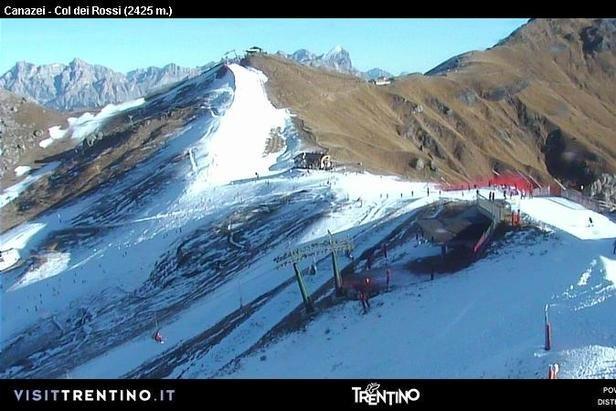 Canazei - Belvedere - © Canazei - Belvedere webcam