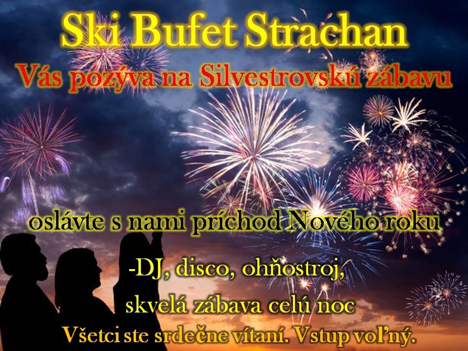 Párty v Strachan Ski Centre Ždiar - © Strachan Ski Centre Ždiar 5c0deace469