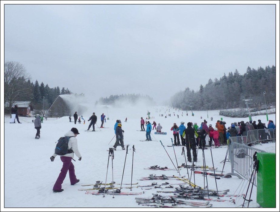 Ski Olešnice - © facebook Ski Olešnice