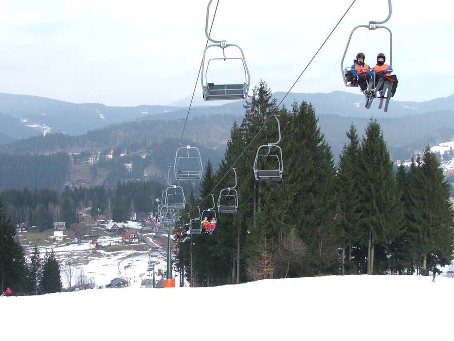 Ski Rališka 3.1.2016 - © facebook Ski Rališka