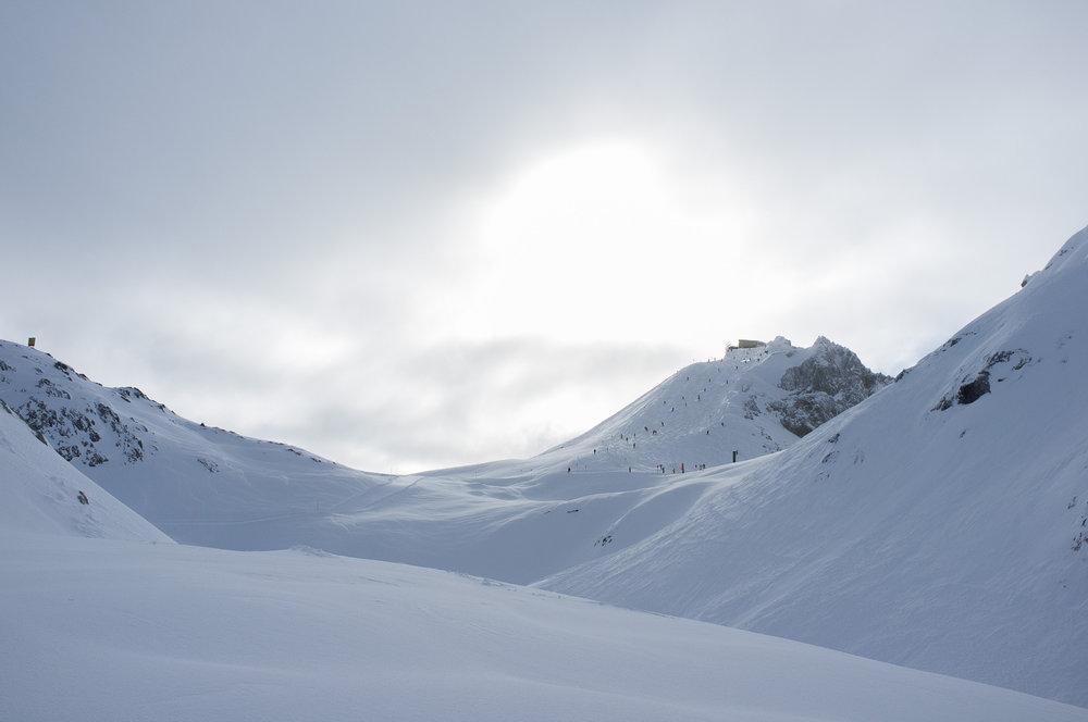 Impressionen aus St. Anton am Arlberg (3./4.1.2016) - © Tim Bode