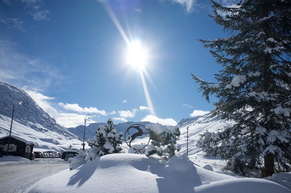 Impressionen aus St. Anton am Arlberg (05.01.2016) - © Tim Bode