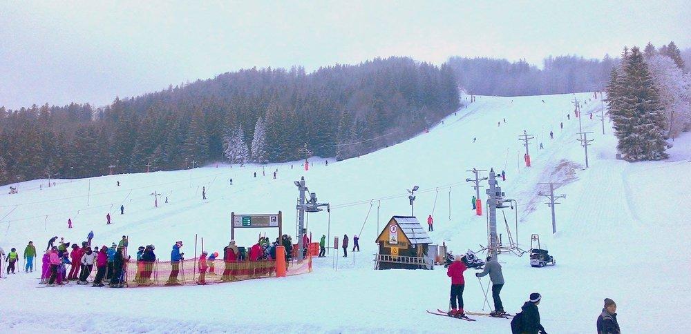Ski Tále 6.1.2016 - © Facebook