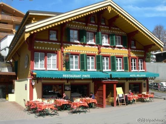 Hotel Bellevue-Pinte