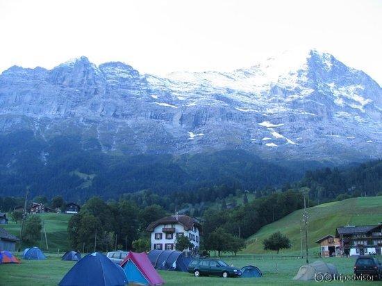 Camping Eigernordwand