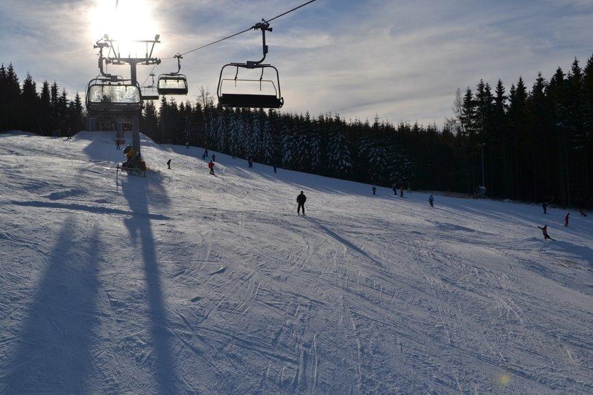 Ski Aréna Karlov 20.1.2016 - © Facebook Ski Aréna Karlov