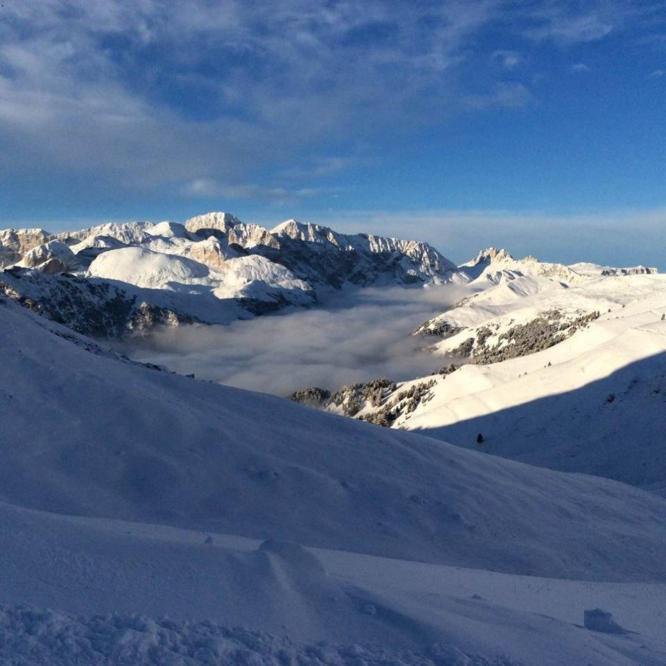 Dolomiti Superski, Val di Fassa - Gennaio 2016 - © Dolomiti Superski