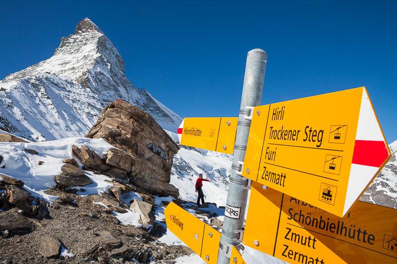Hörnligrat, Matterhorn - © Iris Kuerschner | powerpress.ch