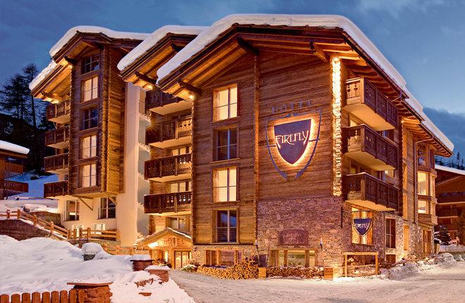 Hotel Firefly, Zermatt - © Hotel Firefly