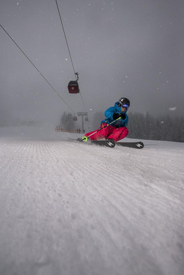 Impressionen vom AllonSnow Skitest 2016 in der SkiWelt Wilder Kaiser Brixental - © Roman Knopf | AllonSnow
