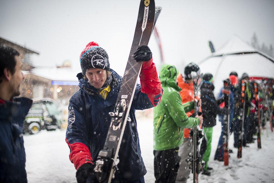 Impressionen vom AllonSnow Skitest in der Skiwelt Wilder Kaiser Brixental (11./12.1.16) - © Roman Knopf | AllonSnow