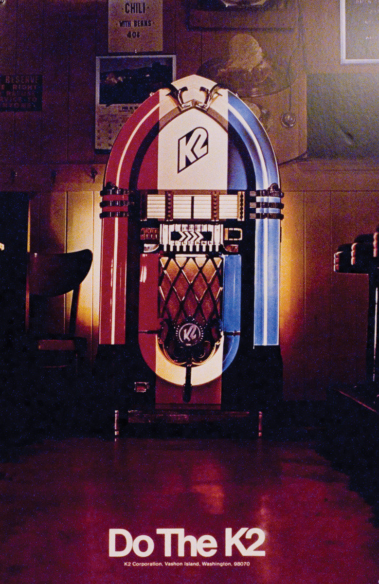 Jukebox K2 - © K2