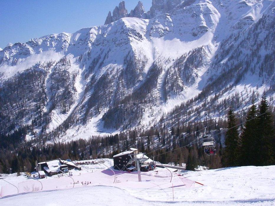 Skiarea Passo San Pellegrino - © Skiareasanpellegrino.it